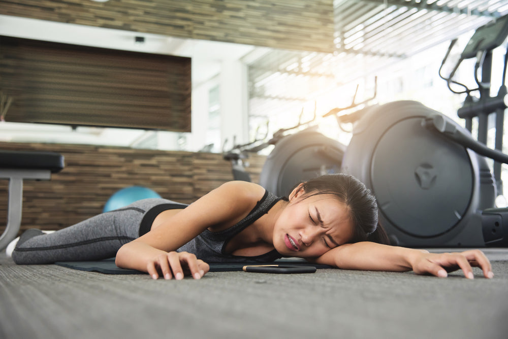 Health Kick Got You Hurting? Tips for muscle recovery