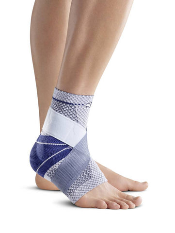 MALLEOTRAIN ANKLE SUPPORT for chronic sprains, moderate swelling and post-op recovery.
