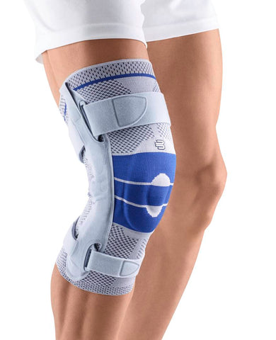 Bauerfeind GenuTrain S Hinged Knee brace is the best knee brace for skiing and snowboarding