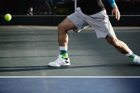 Tennis ankle brace and support