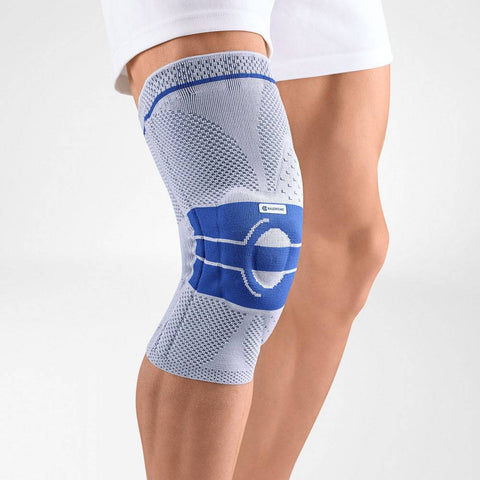 Bauerfeind GenuTrain A3 knee brace for patellofemoral pain syndrome