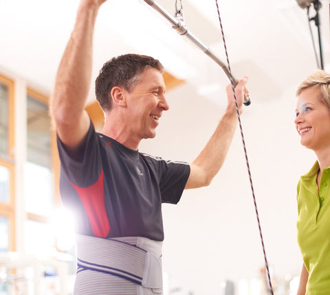 physiotherapy and lower back pain