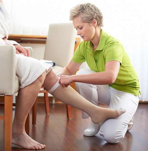 Compression for Venous Ulcer