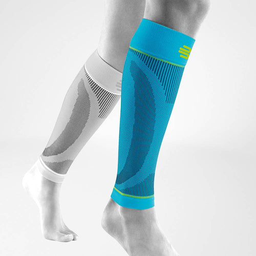 Sports Compression Calf Sleeves (Pair) - Bauerfeind Australia