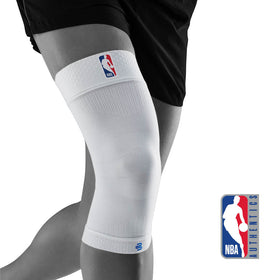 NBA Sports Compression Knee Support - Bauerfeind Australia