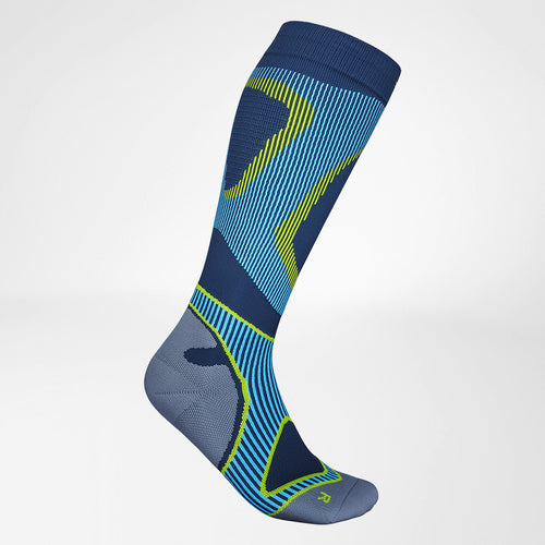 Performance Socks Full Length - Bauerfeind Australia