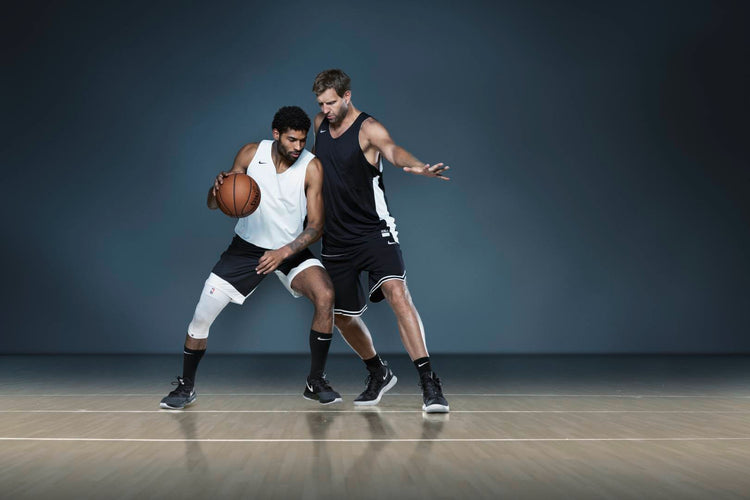 NBA Sports Compression Knee Support