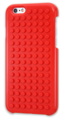 BrickCase for iPhone 6/6S Red