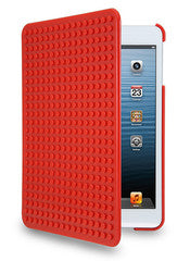 Picture of BrickCase for iPad Mini Red