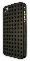 SmallWorks BrickCase for iPhone4 Black