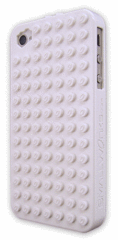 SmallWorks BrickCase for iPhone4 White
