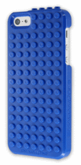 BrickCase for iPhone 5/5S/SE Blue