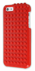 BrickCase for iPhone 5/5S/SE Red