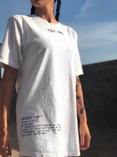 S.A.P. x Kevin Hines you are important tee white
