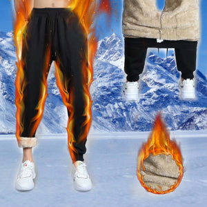 '-30°C Man Thermal Fleece Trousers