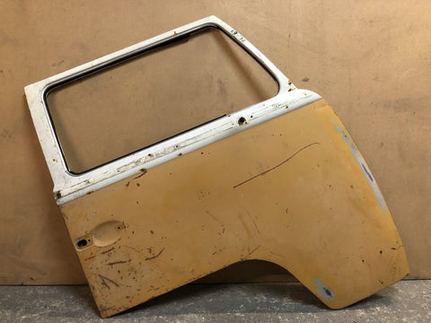 VW Camper Bay T2 1969-72 door cab door front door O/S right