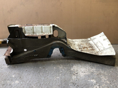VW Camper Bay T2 front clip cut front chassis section Y piece O/S