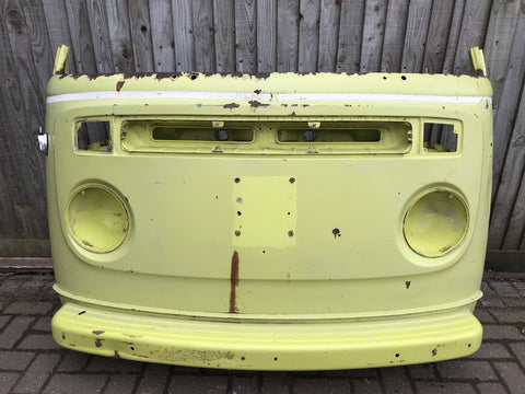 VW Camper Bay T2 1973-79 Front Clip Front Panel Late Bay