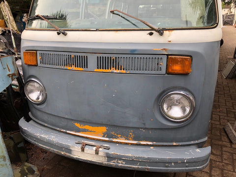 1977 VW Bay window Camper Bus Van