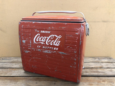 CocaCola Cool Box 1950s