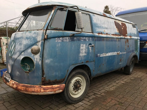 1963 VW Split Screen Camper Bus Panel Van
