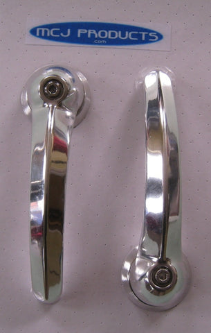 Split Bus Cab door handles, long type