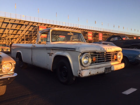 1966 Dodge D100 Pick Up Truck