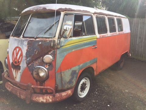1964 VW Split Screen Camper Bus