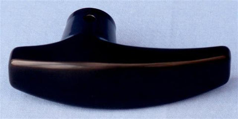 Bay Black Anodised Handbrake Pull