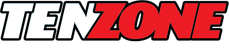 Ten Zone Archery logo