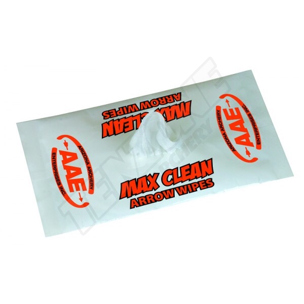 AAE - Max Clean Arrow Wipes