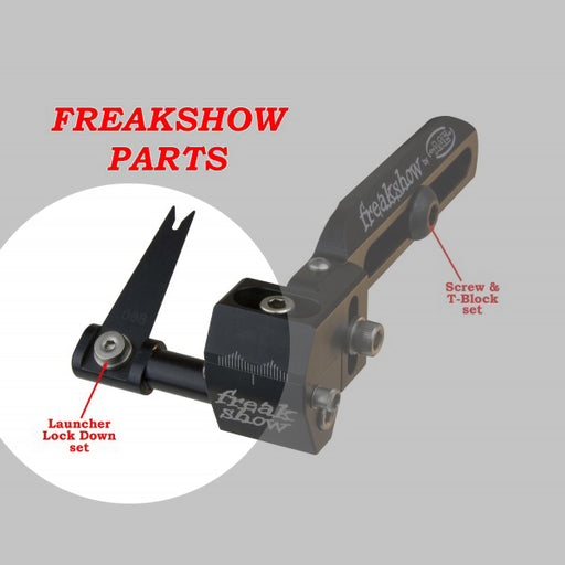 AAE - Freak Show and Pro Blade - Launcher Lock Down Set