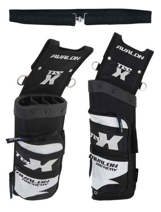Avalon Archery - Tec X Field Quiver with Belt