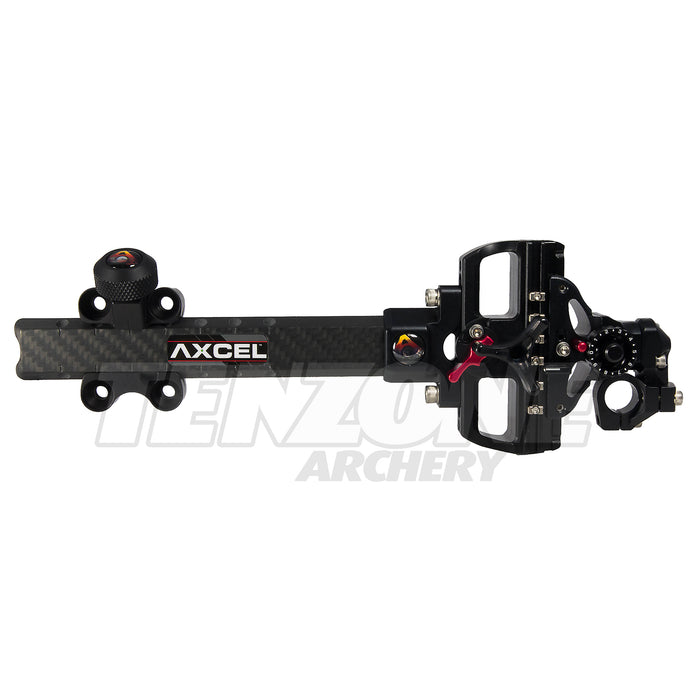 AXCEL - AccuTouch Carbon Pro Sight - 9 Inch Bar - No Scope
