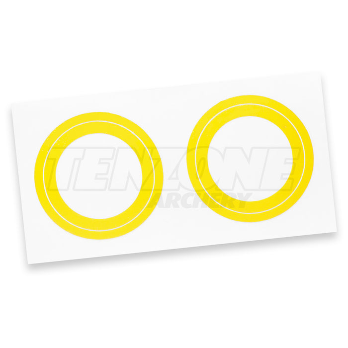AXCEL - Precision Reticle - Scope Ring Mask