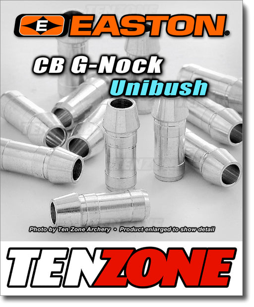 EASTON - Uni Bushing CB - G Nock - 12pk