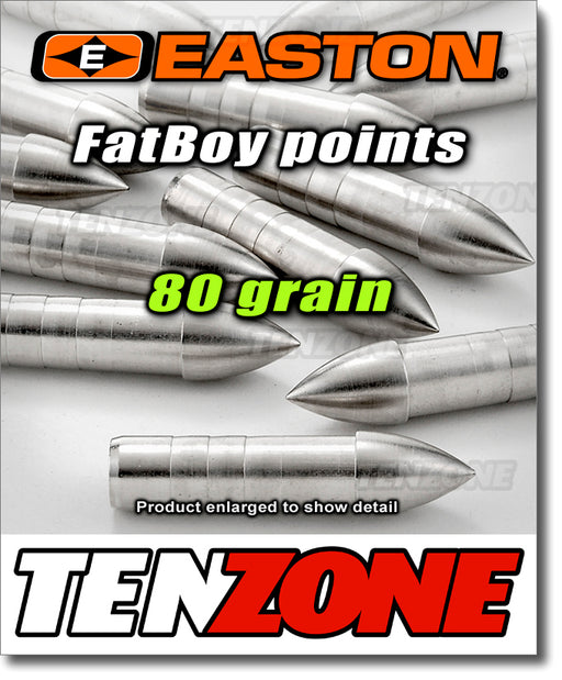 EASTON - FatBoy Target Point - 12pk