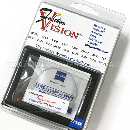 Feather Vision - Original Plus Claro Lens 1.750 - AV41