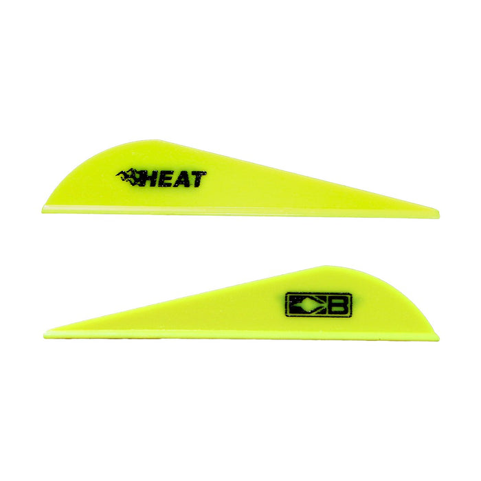 BOHNING - HEAT Hunting Vane - 36 pack