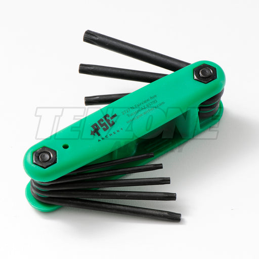 PSE - STAR Wrench Set - Hex
