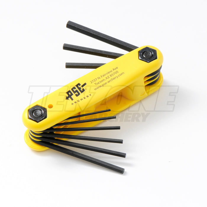 PSE - Hex Wrench Set