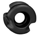RAD - Super Deuce 38 Anodized Peep Sight