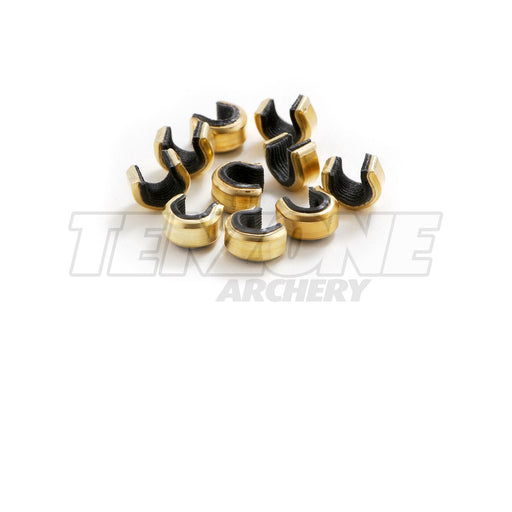 SAUNDERS - Brass Nock Point - 20pk