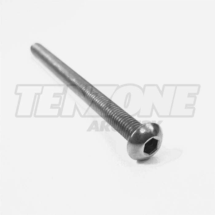 SHREWD - Scope Rod Threaded - Button Head 10-32