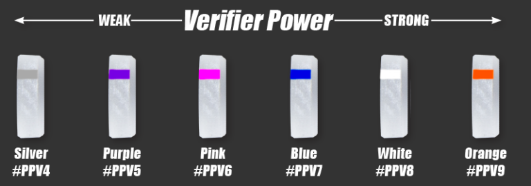 SPECIALTY - Podium Peep VERIFIER