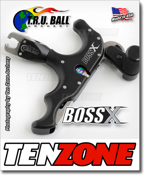 TRU BALL - Boss X - Tournament Handle Release