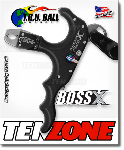 TRU BALL - Boss X - Handle Release