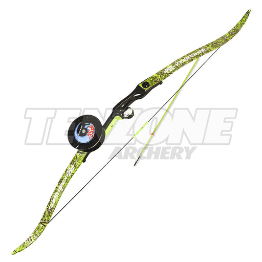 PSE - Kingfisher 56 Bowfishing Recurve Kit - Right Hand