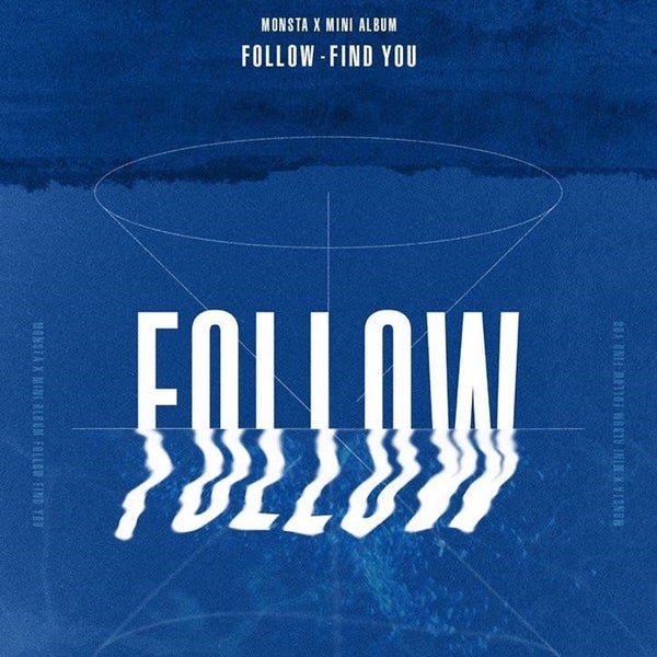 Monsta X - Follow Find You [PREVENTA]