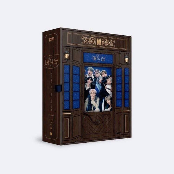 BTS - 5TH MUSTER [MAGIC SHOP] DVD